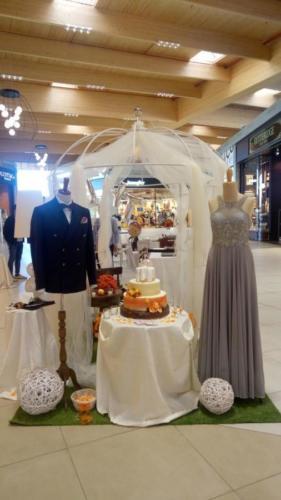 Evento Thun Maremà wedding cake e abiti sposi