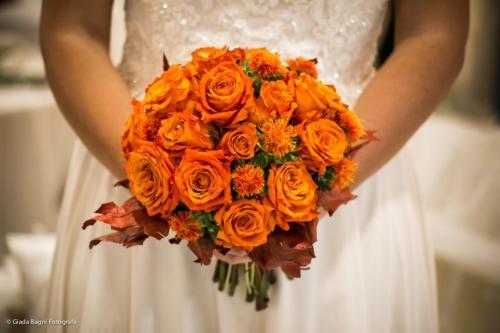 Evento Thun Maremà il bouque da sposa
